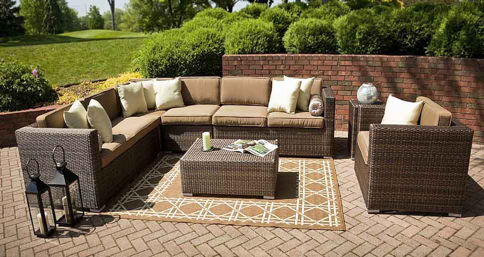 choosing wood for your patio furniture rattan and wicker