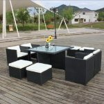 How to buy wicker garden furniture