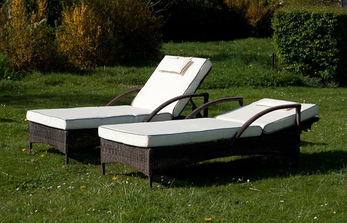 Sun Lounger Garden Chair