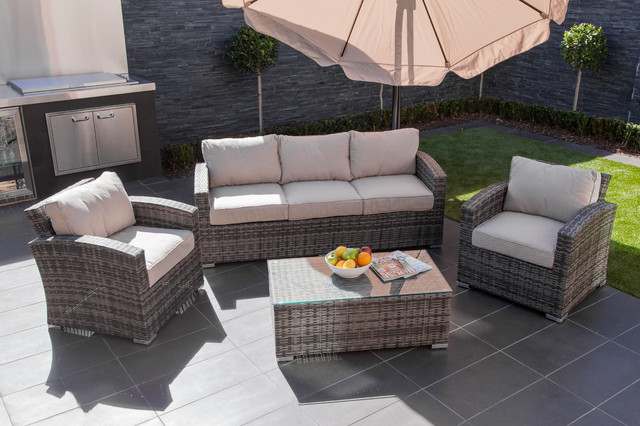 Most Popular Furniture wicker furniture the most popular outdoor furniture - rattan and