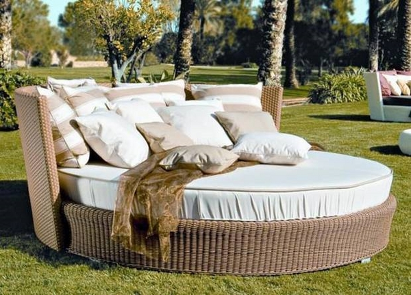 Outdoor Furniture with Material