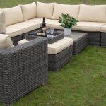 Rattan Garden Sofa Sets