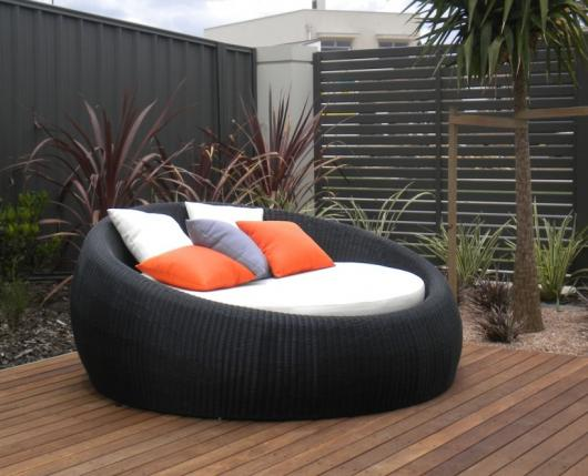 Why buy synthetic rattan outdoor furniture?