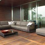 Rattan sofa Garden Sofa of Outdoor Furniture