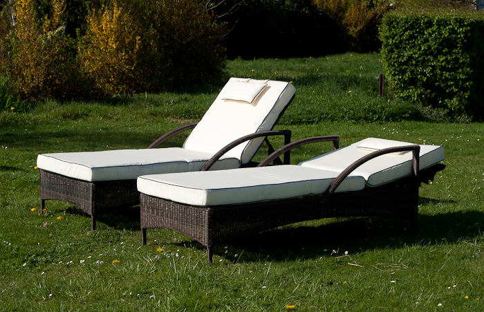 Sun Lounger Garden Chair