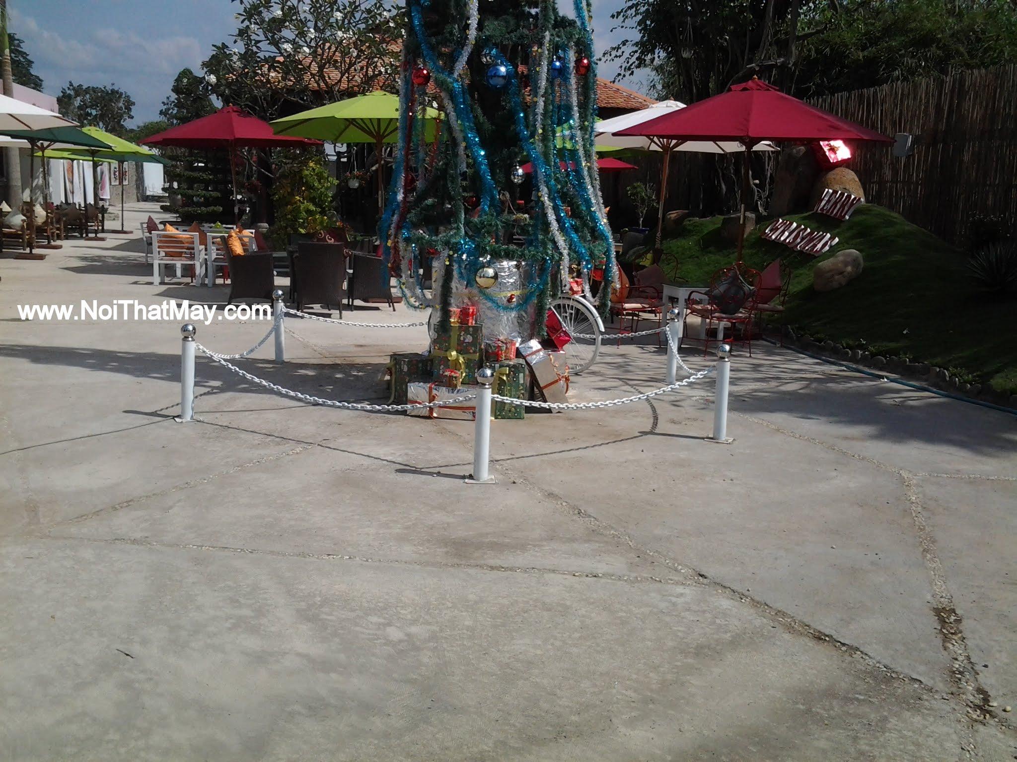 Outdoor wicker dining set Cafe Art Garden