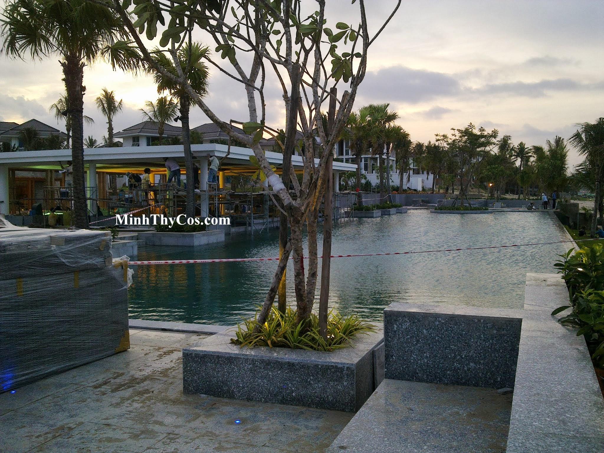 Resort Sun Villas Đà Nẵng tin tưởng lựa chọn Nội thất Minh Thy