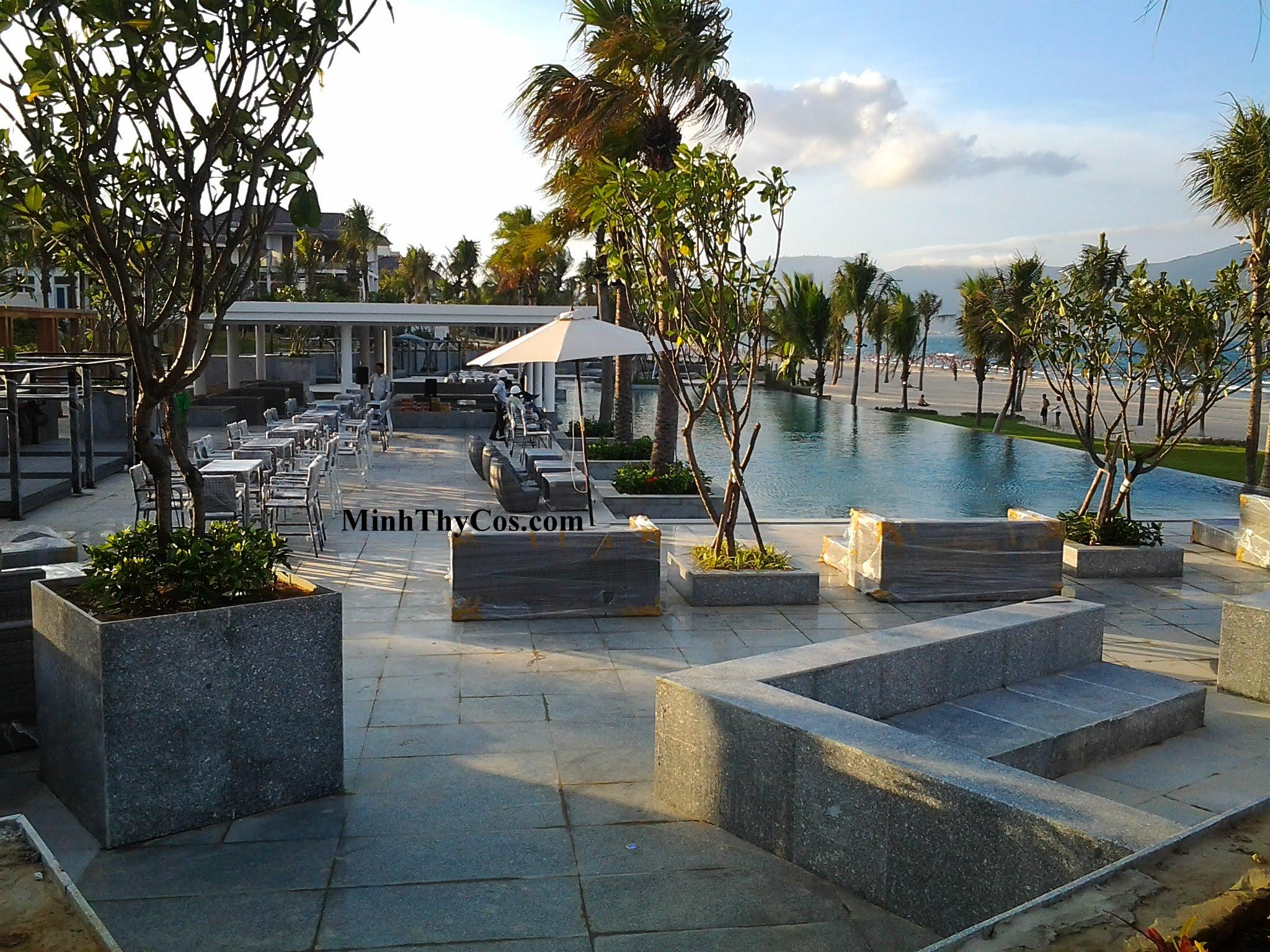 Resort Sunvillas Da Nang Rattan And Wicker Furniture