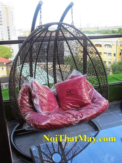 outdoor wicker swing chair Karaoke King