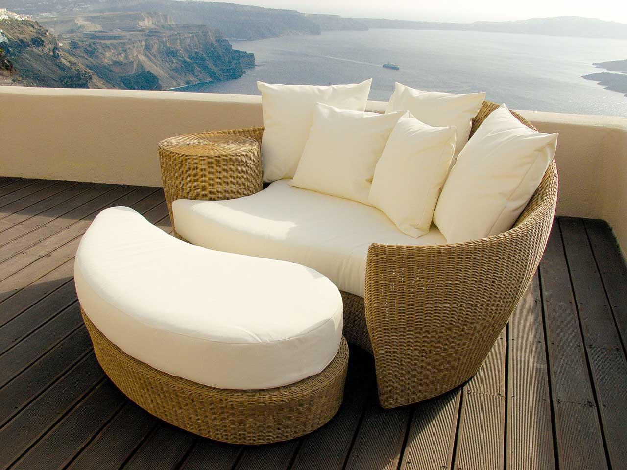 lounge beach chair