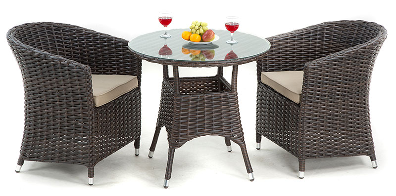 Rattan Outdoor Dining Set