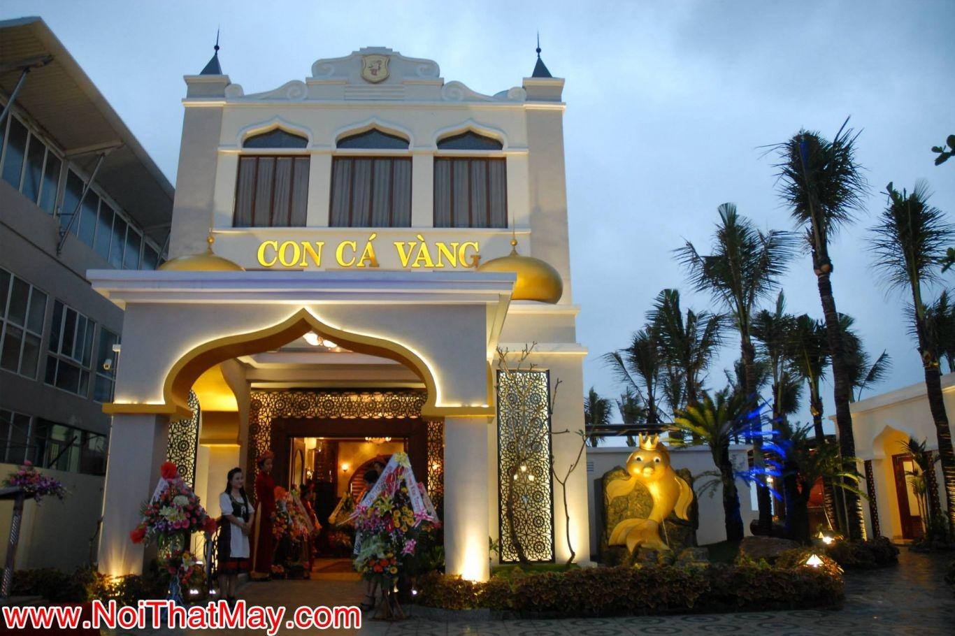 Restaurant Con Ca Vang