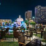 Hotel Rex   Rattan Garden Furniture Dining Set
