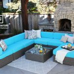 MAN-MADE WICKER FOR YOUR OUTDOOR SPACE